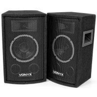 2e keus - Vonyx SL6 PA Speakerbox 6 inch 150W - Per paar