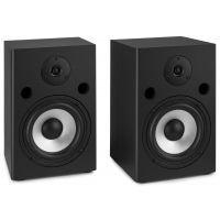 """Vonyx SM65 actieve studio monitor speakerset 6.5"""" - 180W"""
