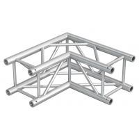 BeamZ Truss P30-C21 vierkante truss 90° 2-weg hoek