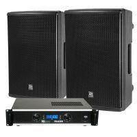 "Power Dynamics professionele geluidsinstallatie - 15"" speakers  2800W"