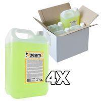 BeamZ rookvloeistof standaard - voordeelpakket van 20 liter