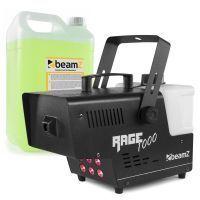 BeamZ RAGE1000LED rookmachine inclusief 5 liter rookvloeistof