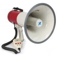 Vonyx Megafoon met Record en Sirene functie 50W MEG050
