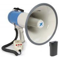 2e keus - Vonyx Megafoon met Sirene, Record, USB en SD 65W MEG065