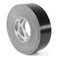 Showtec Theatre Gaffa Tape 50mm / 50m - Zwart