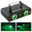 Beamz Hera Laser met 2 groene Lasers 80mW