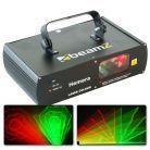 Hemera Muliticolor Laser RGY DMX Lichteffect