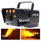 BeamZ 700 watt Rookmachine S700-LED met vlameffect