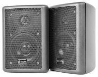SkyTec ODS40B 2-weg speakerset met montagebeugels - 75W