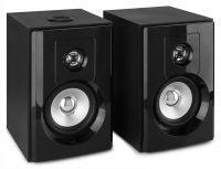 """Vonyx SHF404B speakerset 4"""" 80W actief met Bluetooth en mp3 speler"""