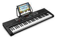MAX KB2 Keyboard met 61 toetsen, USB mp3 speler en opnamefunctie