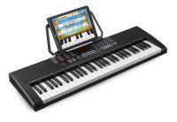 MAX KB4 Beginners Keyboard met 61 toetsen en trainingsfunctie