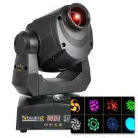 BeamZ IGNITE60 Moving Head met 60W LED, gobo's en prisma