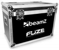 BeamZ FCFZ2 Flightcase voor 2 stuks FUZE series moving heads