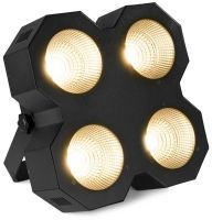 BeamZ SB400 stage blinder en stroboscoop in één met 4x 50W LED's