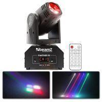 BeamZ Panther 15 compacte LED moving head met afstandsbediening