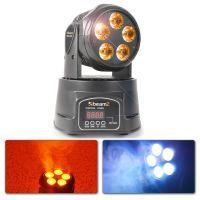 BeamZ MHL90 LED Movinghead Wash 5x 18W met RGBAW-UV LED's