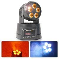 2e keus - BeamZ MHL90 LED Movinghead Wash 5x 18W met RGBAW-UV LED's