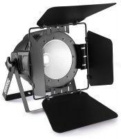 BeamZ COB100UV blacklight UV PAR spot 100W met barndoors