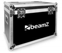 BeamZ FL270Z Flightcase voor 2x Star-Color 270Z