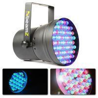 BeamZ PAR36 DMX Spot met 55 LED's