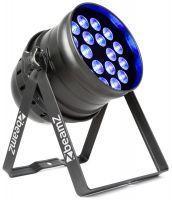 BeamZ BPP100 LED PAR 64 met 18x 6W LED's RGBW