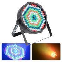 2e keus - BeamZ compacte LED Spot FlatPAR met 186 LED's en DMX