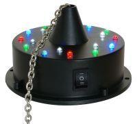 BeamZ spiegelbol motor met LED Lichteffect
