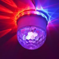 MAX LED lichteffect Spinning Sunflower met Jelly Ball