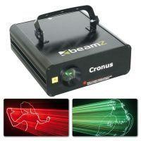 Cronus 3 Kleuren Animatie Laser Rood / Groen / Geel met Software