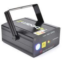 BeamZ LS-FFLED10 Laser Rood Groen met Gobo en LED