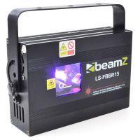 BeamZ LS-FBBR15 rood blauwe Laser
