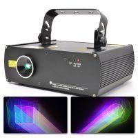 BeamZ LS-3D RGB Rode, Groene & Blauwe 3D Laser DMX