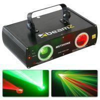 BeamZ Methone 3D laser rood groen