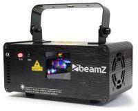 BeamZ Galatea Laser RGB 600mW DMX