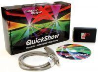 Pangolin Quickshow Flashback 3 - ILDA laser software