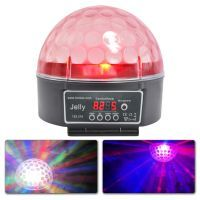 BeamZ Meerkleurige Magic Jelly LED DJ Bal met DMX