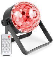 BeamZ PLS35 DJ Jellyball LED lichteffect op accu