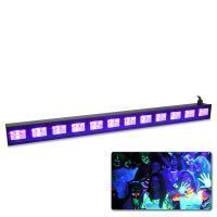BeamZ BUV123 LED UV blacklight bar