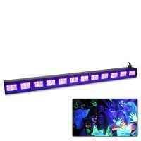 BeamZ BUV123 LED UV blacklight bar