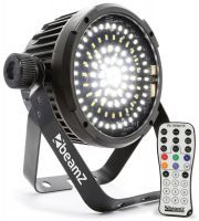 2e keus - BeamZ BS98 Stroboscoop met 98 felle LED's en DMX