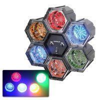 BeamZ 6-Kanaals LED Lichtorgel Discolampen