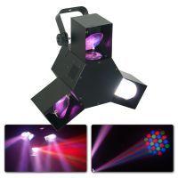 Beamz Triple Flex Centre LED Pro 72 LEDs RGB
