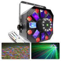 2e keus - BeamZ Multi Acis IV 4-in-1 LED lichteffect met laser en strobo