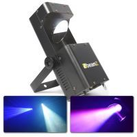 BeamZ LED Wildflower Scanner 10W RGBW LED met Gobo