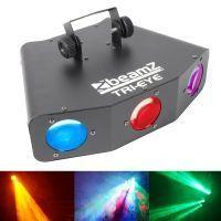 BeamZ Tri-Eye 15x 3W RGBAW LED's