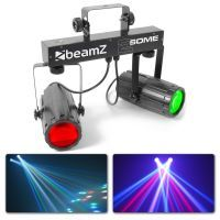 BeamZ 2-Some Lichtset 2x 57 RGBW LED's met afstandsbediening