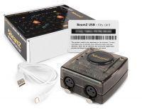 BeamZ DMX USB interface met WiFi