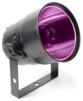 2e keus - BeamZ PAR38 Can met reflector met 25W Blacklight UV Spaarlamp