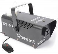 2e keus - BeamZ S500 kleine Rookmachine met Rookvloeistof